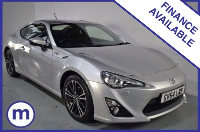 Used Toyota Gt86 D-4s Coupe