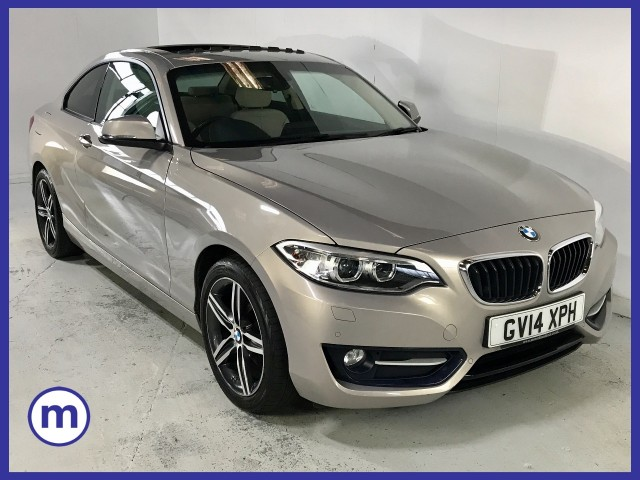 Used BMW 2 Series 220i Sport Coupe