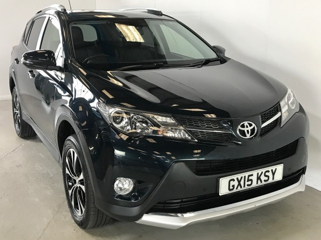 Used Toyota RAV4 D-4d InvinCible Estate