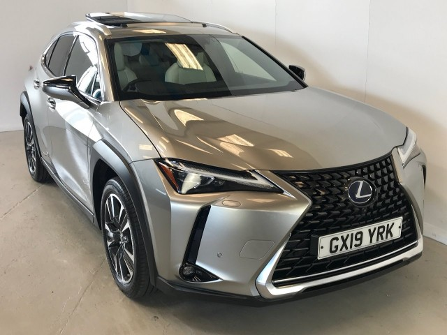Used Lexus Ux 250h Takumi Estate