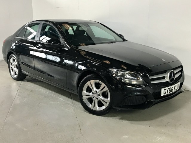 Used Mercedes Benz C-class C 200 SE Executive Edition Saloon