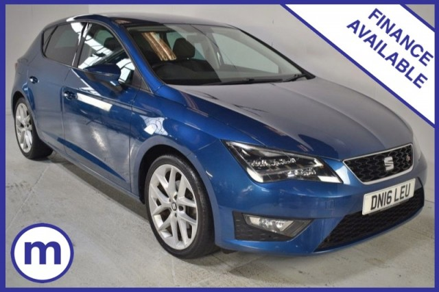 Used Seat Leon TDi Fr Technology Hatchback