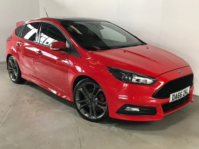 Used Ford Focus St-3 TDCi Hatchback