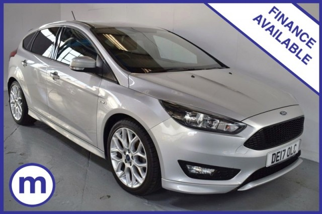 Used Ford Focus St-line TDCi Hatchback