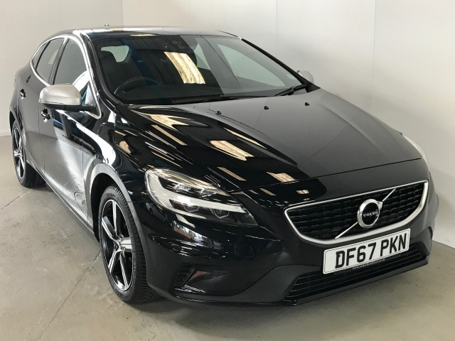 Used Volvo V40 T2 R-design Hatchback