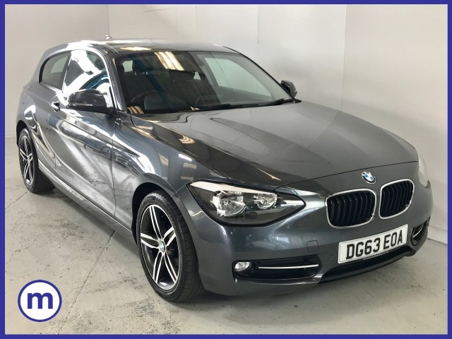 Used BMW 1 Series 118d Sport Hatchback