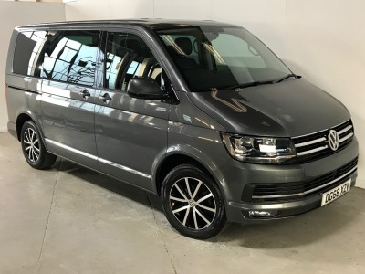 Volkswagen Caravelle Executive Tdi Bmt