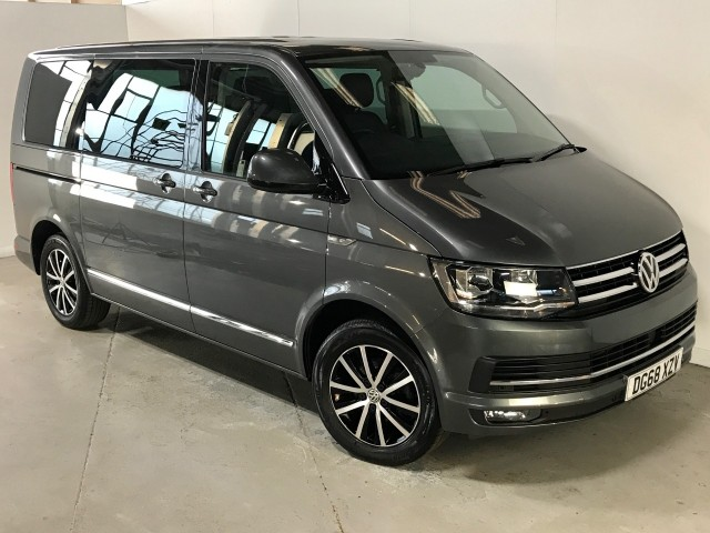 Used Volkswagen Caravelle Executive TDi Bmt MPV