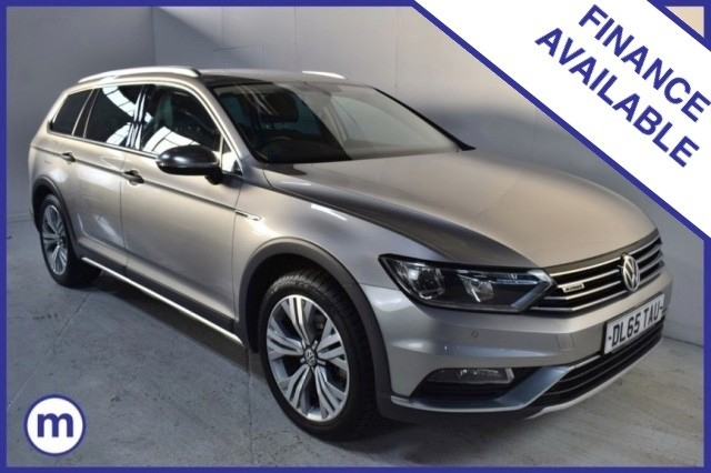 Used Volkswagen Passat Alltrack TDi Bluemotion Tech 4motion DSG Estate