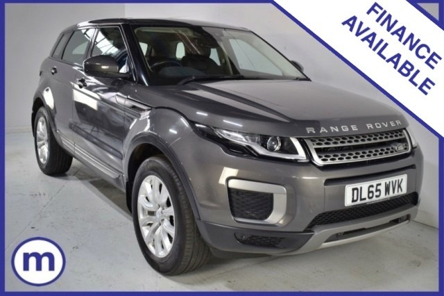 Used Land Rover Range Rover Evoque TD4 Se Suv