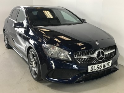 Mercedes Benz A-class A 180 D Amg Line Executive
