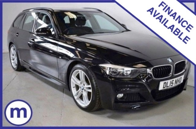 Used BMW 3 Series 318d M Sport Touring Estate