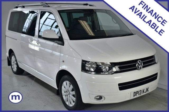 Used Volkswagen Caravelle Executive TDi MPV