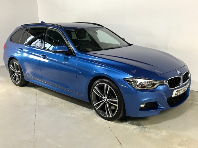 Used BMW 3 Series 335d Xdrive M Sport Touring Estate