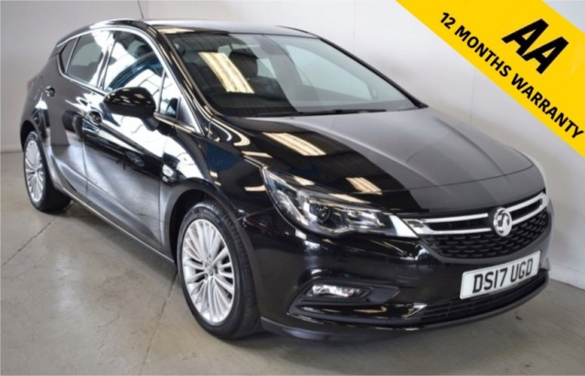 Used Vauxhall Astra Elite Hatchback