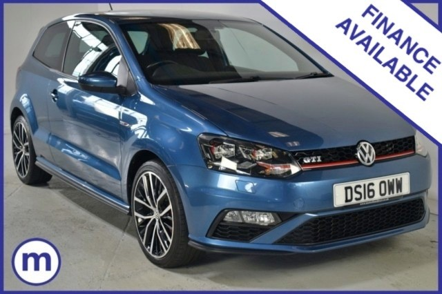 Used Volkswagen Polo GTi DSG Hatchback