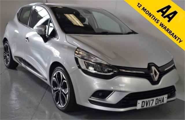 Used Renault Clio Dynamique S Nav DCi Hatchback