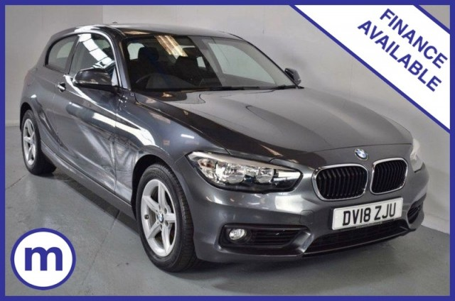 Used BMW 1 Series 118i Se Hatchback