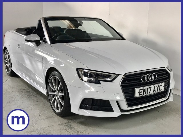 Used Audi A3 Tfsi S Line Convertible