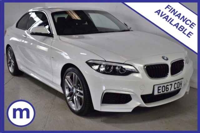 Used BMW 2 Series 218i M Sport Coupe