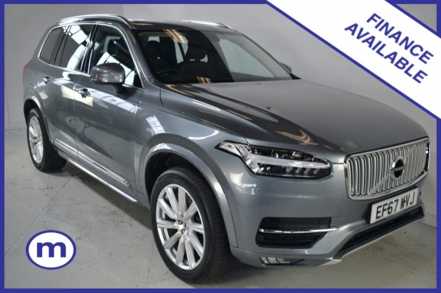 Used Volvo XC90 D5 Powerpulse Inscription Pro Awd Suv