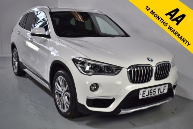 Used BMW X1 Xdrive20d Xline Suv
