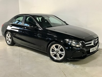Mercedes Benz C-class C 220 D Se Executive Edition