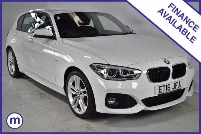 Used BMW 1 Series 116d M Sport Hatchback