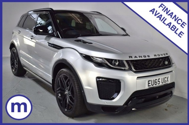 Used Land Rover Range Rover Evoque TD4 Hse Dynamic Lux Suv