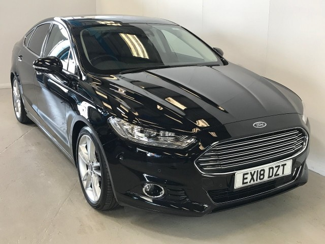 Used Ford Mondeo Titanium Hatchback