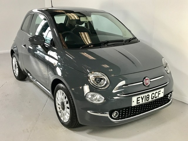 Used Fiat 500 Lounge Hatchback