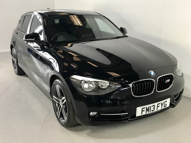 Used BMW 1 Series 116d Sport Hatchback