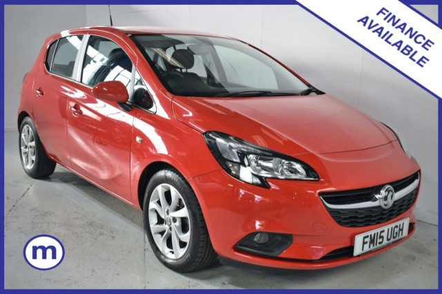 Used Vauxhall Corsa ExCite Ac Hatchback
