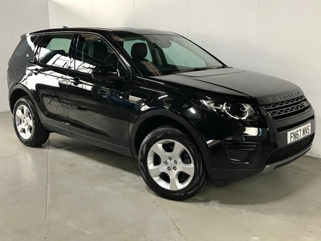 Used Land Rover Discovery Sport TD4 Se Suv