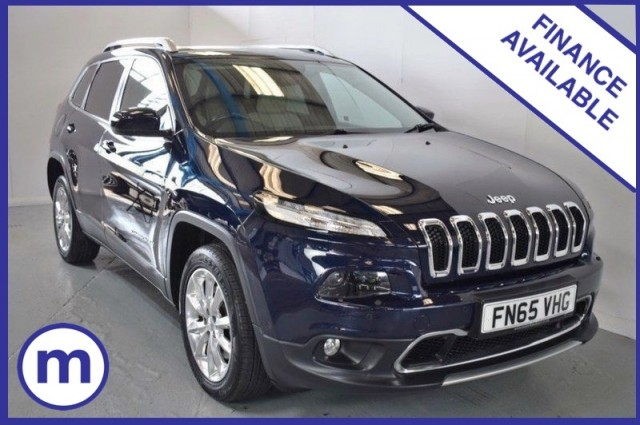 Used Jeep Cherokee M-jet Ii Limited Suv