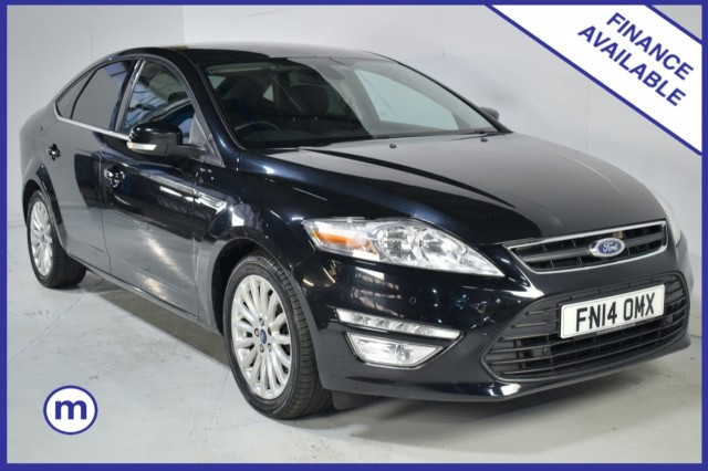 Used Ford Mondeo Zetec Business Edition TDCi Hatchback