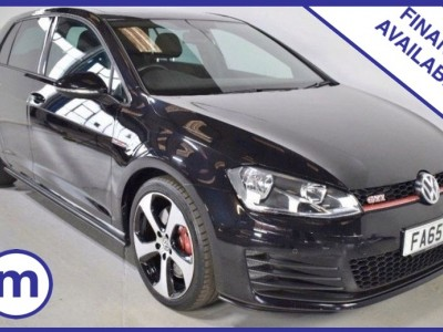 Volkswagen Golf 2.0 Tsi Bluemotion Tech Gti (performance Pack) Dsg (s/s) 5dr