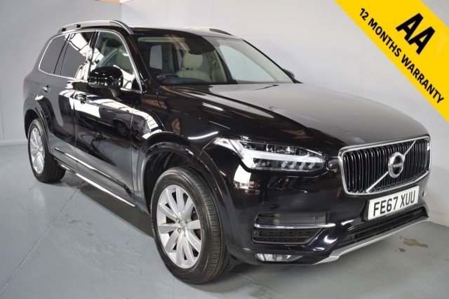 Used Volvo XC90 D5 Powerpulse Momentum Pro Awd Suv