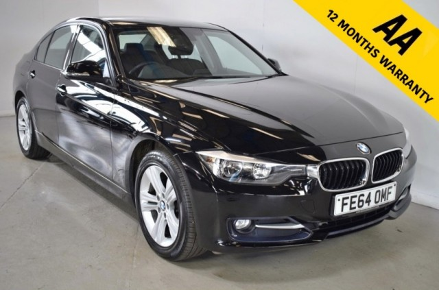 Used BMW 3 Series 320d Xdrive Sport Saloon