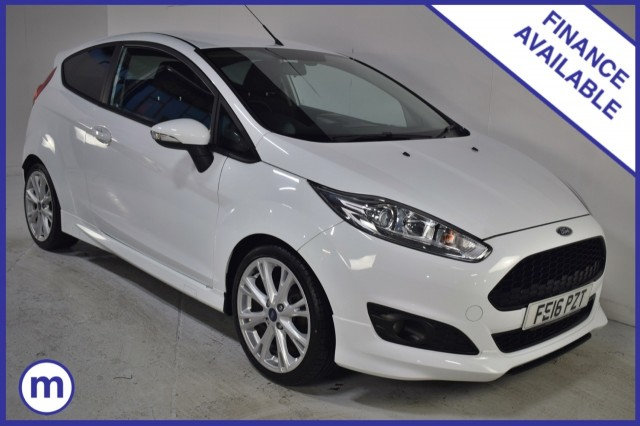 Used Ford Fiesta Zetec S Hatchback