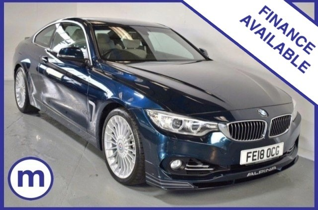 Used BMW Alpina D4 Biturbo Auto Coupe