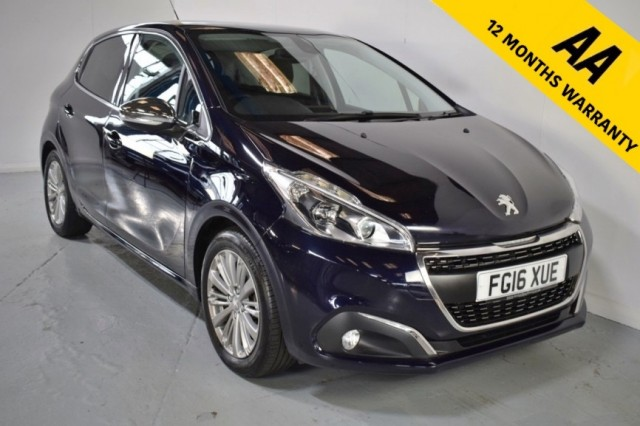 Used Peugeot 208 Allure Hatchback