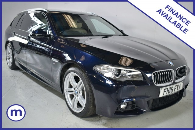 Used BMW 5 Series 520d M Sport Touring Estate