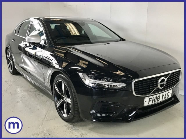 Used Volvo S90 T4 R-design Saloon