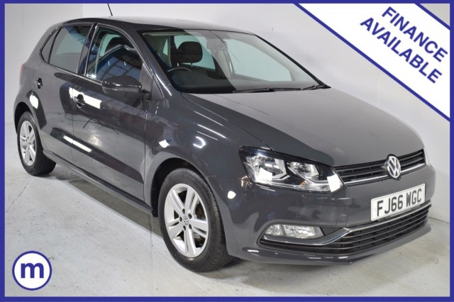 Used Volkswagen Polo Match Hatchback