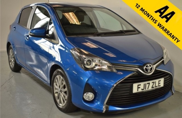 Used Toyota Yaris D-4d Icon Hatchback