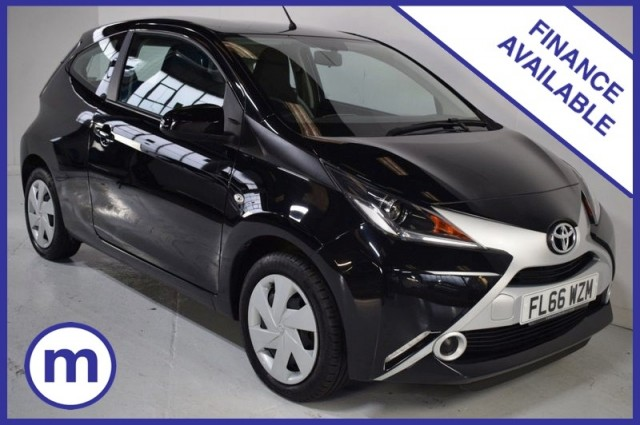 Used Toyota Aygo VVT-i X-play Hatchback