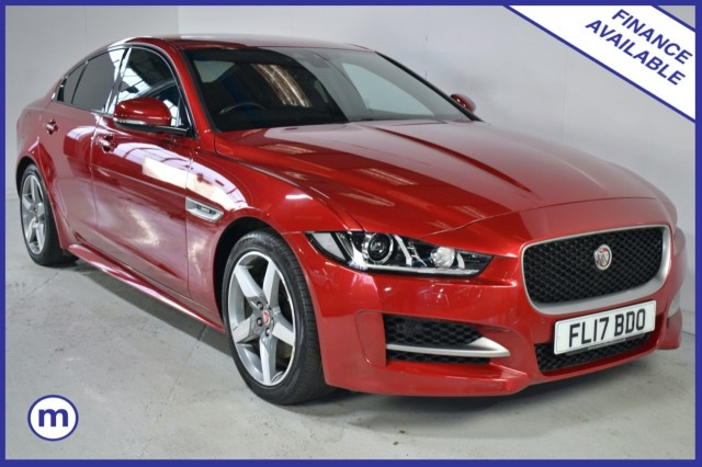 Used Jaguar Xe R-sport Saloon
