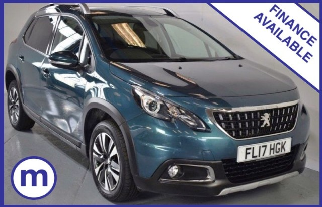 Used Peugeot 2008 Blue HDi S/S Allure Suv