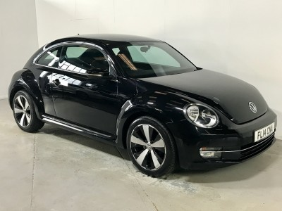 Volkswagen Beetle Design Tdi Bluemotion Technology Dsg